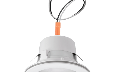53805102 – 4″ Color Preference® Downlight with Nightlight Trim