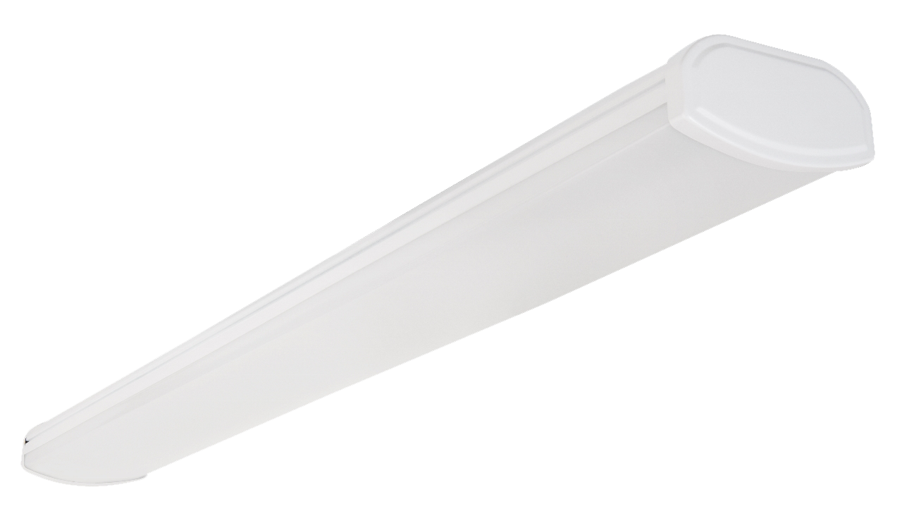 4' Wrap Light with Built-in Battery Back-Up and Step Dimming Motion Sensor