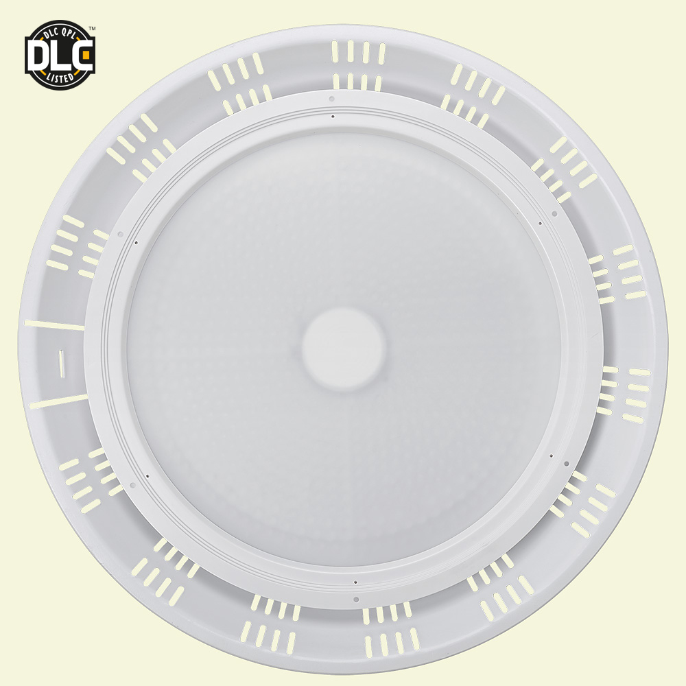 Round High Bay - Motion Sensor Compatible - 38000 Lumens