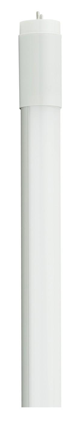 4' T8 Integral Shatter Resistant Glass Tube - 2200 Lumens - DLC - NSF