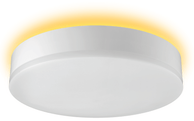 56546103 – 11″ COLOR PREFERENCE® LED Flushmount with Nightlight