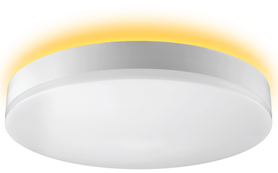 56549102 – 16″ COLOR PREFERENCE® LED Flushmount with Nightlight